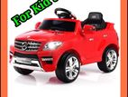 Battery operated Mercedes ride on car for Kid's