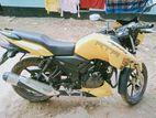 TVS Apache RTR motorbike 2020