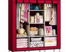 New STORAGE WARDROBE 3 LAYER( portable)