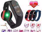 M4 Smart Watch Heart Rate Fitness Tracker Waterproof