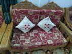 shegun kather sofa set 2+2+1