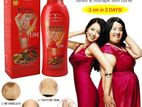 AICHUN BEAUTY Hot Chilli & Ginger Slimming Cream Losing Weight.