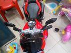 Key Start Kid's electric bike