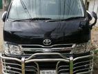 Toyota Hiace HAICE SUPER GL 2011