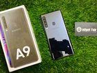Samsung Galaxy A9 18 6/128 Fullbox (Used)