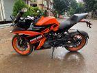 KTM RC 125 new orange 2020