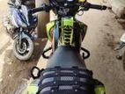 TVS Apache RTR motorbike 2013
