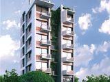 Bashundhara single unit south face 1500 sqft flat