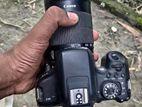 Canon x8i vs 750D