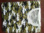 আর্মি কালার সুতির ট্রি শার্ট পাইকারি সর্বনিম্ন ১০০ পিসের বেশি