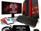 NEW 3.20GHz CORE i3 PC ! 750GB & MONITOR 20''LED