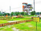 ৫ কাঠা দক্ষিণমুখী প্লট#২৫' প্রশস্ত রাস্তা@উত্তরার পাশে@S-835