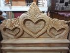 Bed shagun wood 3 love model code 160