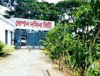 জমি কিনুন কাঠাঁলতলী স্কুল এর পাশে @ বসিলা