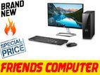 Intel Core 2du +Ram 4GB+HDD 500GB+19LED monitor@1Year
