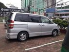 Toyota S noah for rent