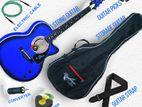 (CDOE: RX1Q) excellent sound quality electrick acoustic guitar