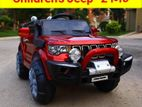 Children's PAJERO rechargeable Ride on Jeep Car