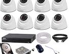 2Mega Full HD 08 DAHUA CCTV Package