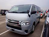 Toyota Hiace GL DUAL AC Silver 2015