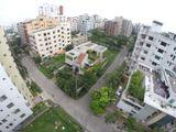 5 Katha Plot on 100ft Road Corner Face@ C Block-ViP zone