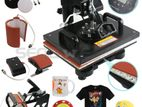 Sublimation Machine with Printer Package