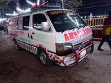 Toyota Hiace Ambulance 2004
