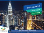Malaysia 2Nights 3Days Package