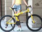 26 inch Folding cycle