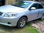 Toyota Axio Limited virtion 2009