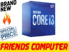 Core i3 10th Gen 3.60Ghz 10100(3Year)