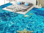 3D floor design-7018
