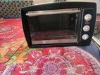 maircro oven black colour