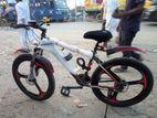 Phoenix plus bicycle