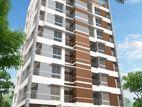 Eid booking offer 1020sft south facing 80%ready apartment@Aftabnagar
