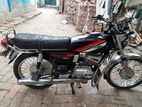 Yamaha RX black 1996