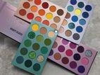 beauty glazed color board eyeshadow pallete