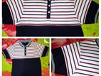 Polo T-shirt 100% export quality