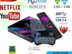 TV Box H96 MAX Smart Android 9.0 4GB RAM 32GB ROM