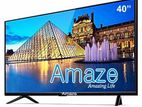 "Slim- 40"" Smart Internet FHD Led Tv"
