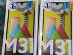 Samsung Galaxy M31 (8-128gb) (New)