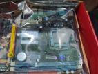 Esonic G41 Motherboard with 4gb DDR3 Ram and dual core processor