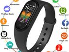 M5 Smart Band Fitness Tracker Watch Sport