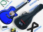 (code:DX 700D) full package guitar for learners
