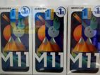 Samsung M11-3/32 GB OFFICAL (New)