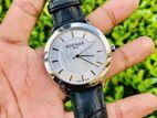 Exclusive Rochas Paris Fashionable Men's Watch