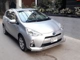 Toyota Aqua PUSH START 2013