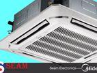 Media 2.5 Ton Ceilling /Casstte Type Air-Conditioner / AC 30000 BTU