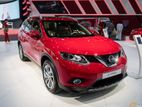 Nissan X-Trail HYBRID RED 2015