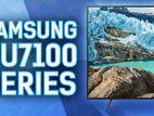 SAMSUNG 75'' RU7100 4K UHD HDR TV